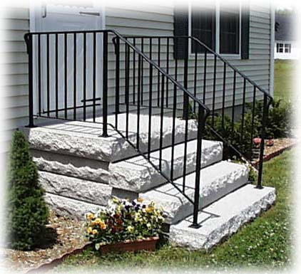 Pre Cast Concrete Shawnee Step Finishes By American